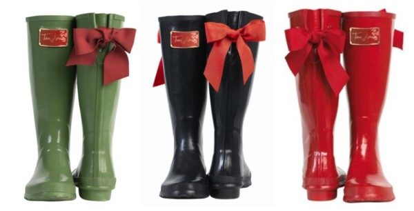 Joules-Posh-Wellies-with-bow-trio