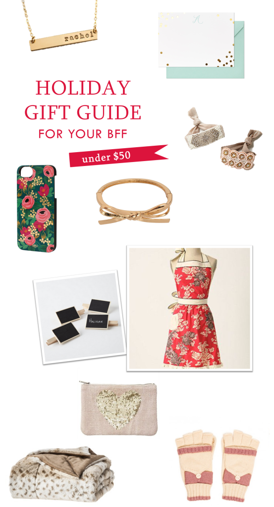 holiday gift guide bff