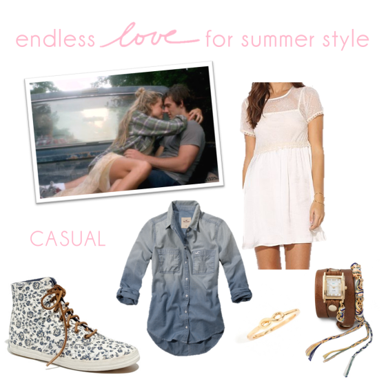 endless love casual