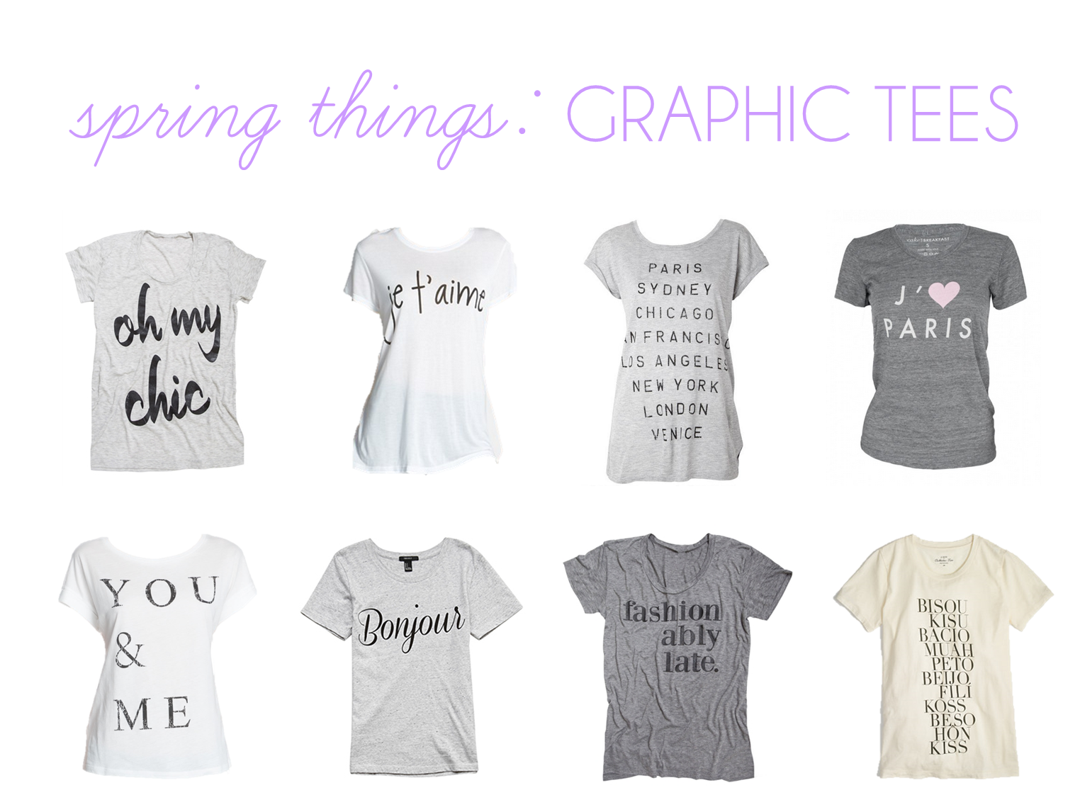 graphic tees laur loves pink