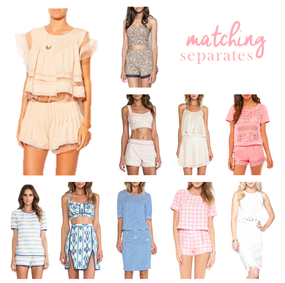 matching separates png