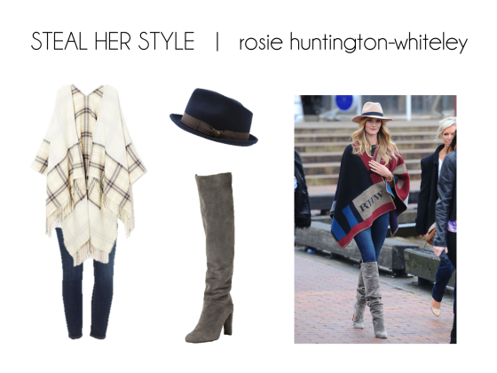 steal her style rosie